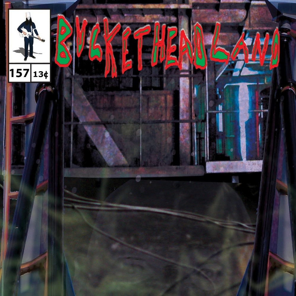 Buckethead - Pike 157 - Upside Down Skyway (2015) Cover