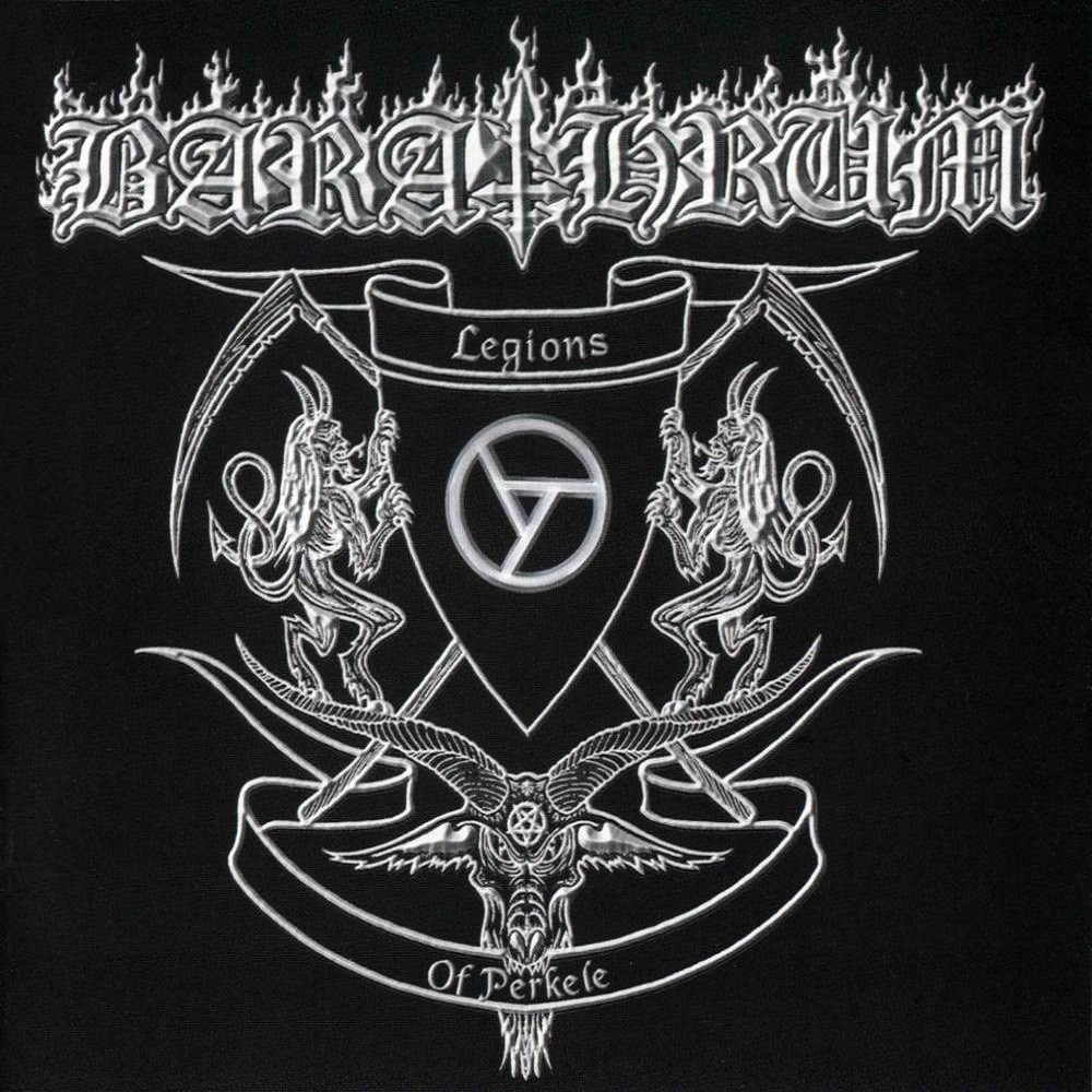 Barathrum - Legions of Perkele (1998) Cover