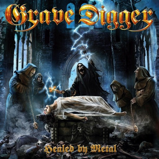 Grave Digger - Healed by Metal 2017