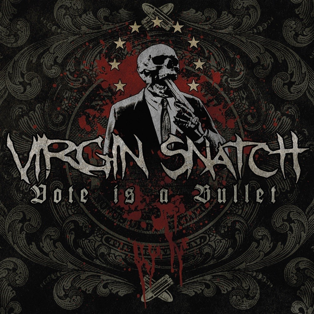 Virgin Snatch - Vote is a Bullet (2018) Cover
