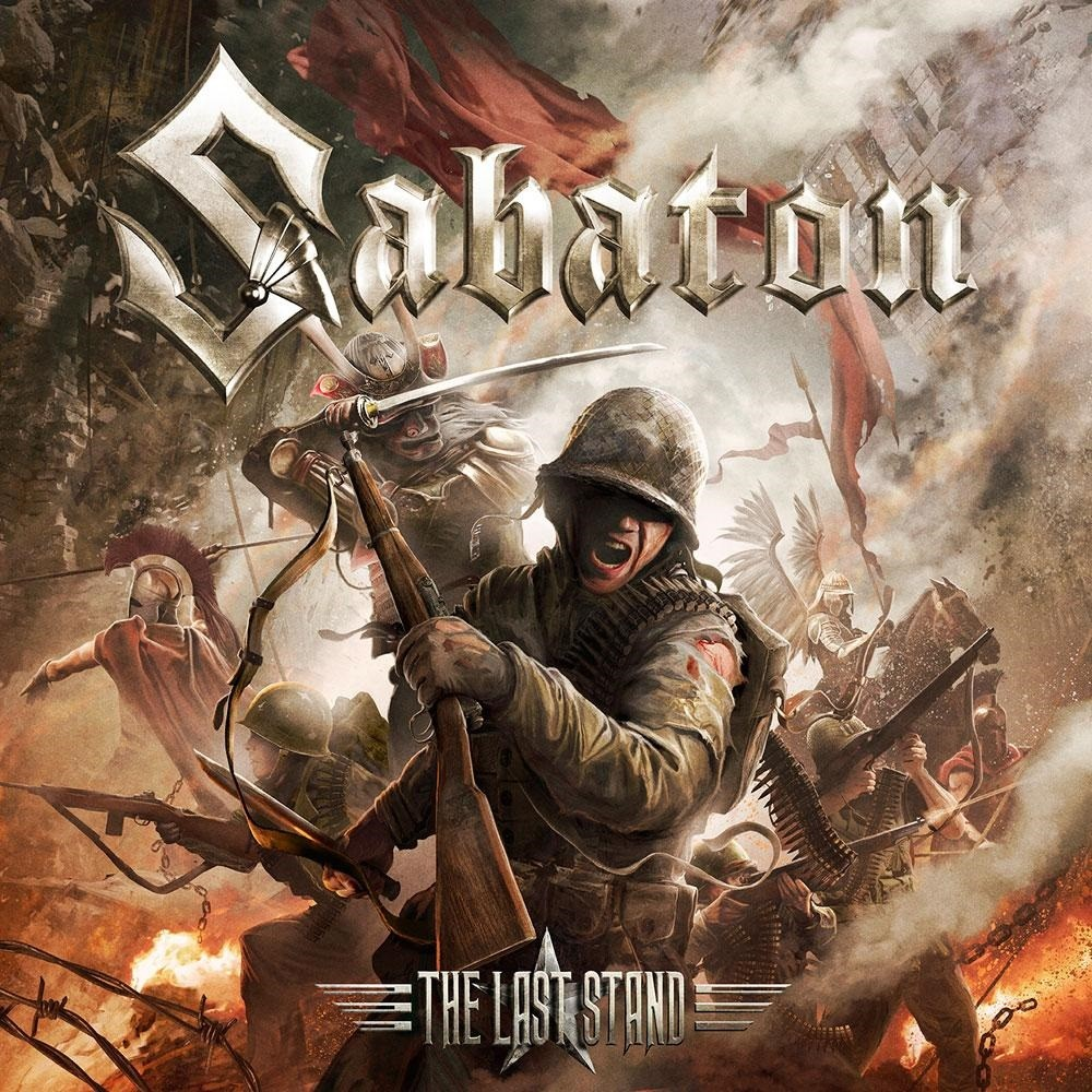 Sabaton - The Last Stand (2016) Cover