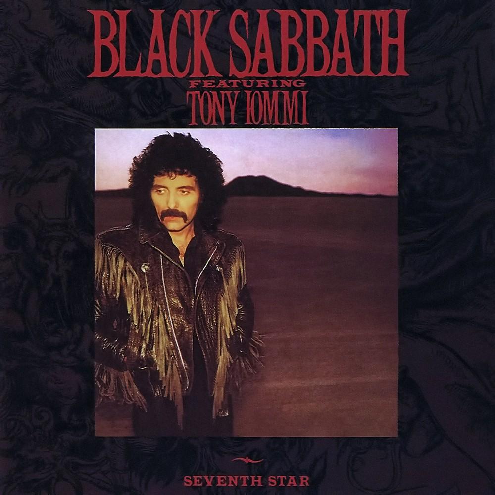 Black Sabbath - Seventh Star (1986) Cover