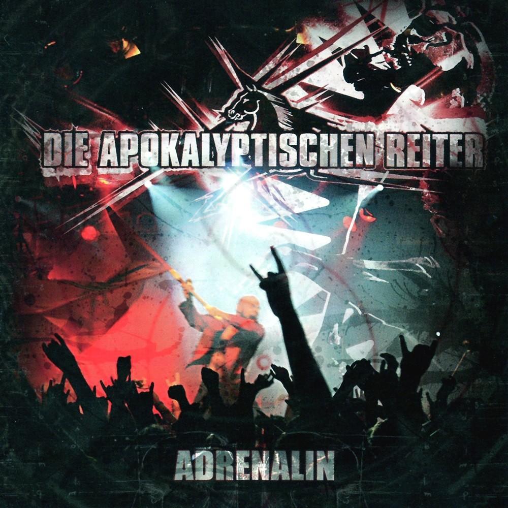 Die Apokalyptischen Reiter - Adrenalin (2009) Cover