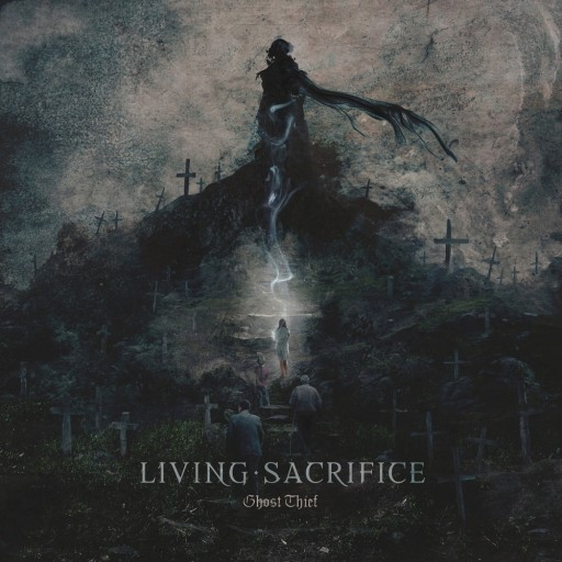 Living Sacrifice - Ghost Thief 2013