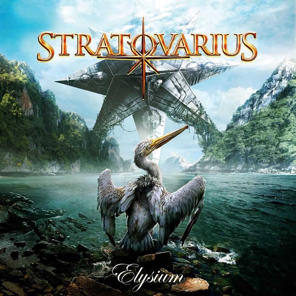 Stratovarius - Elysium (2011) Cover