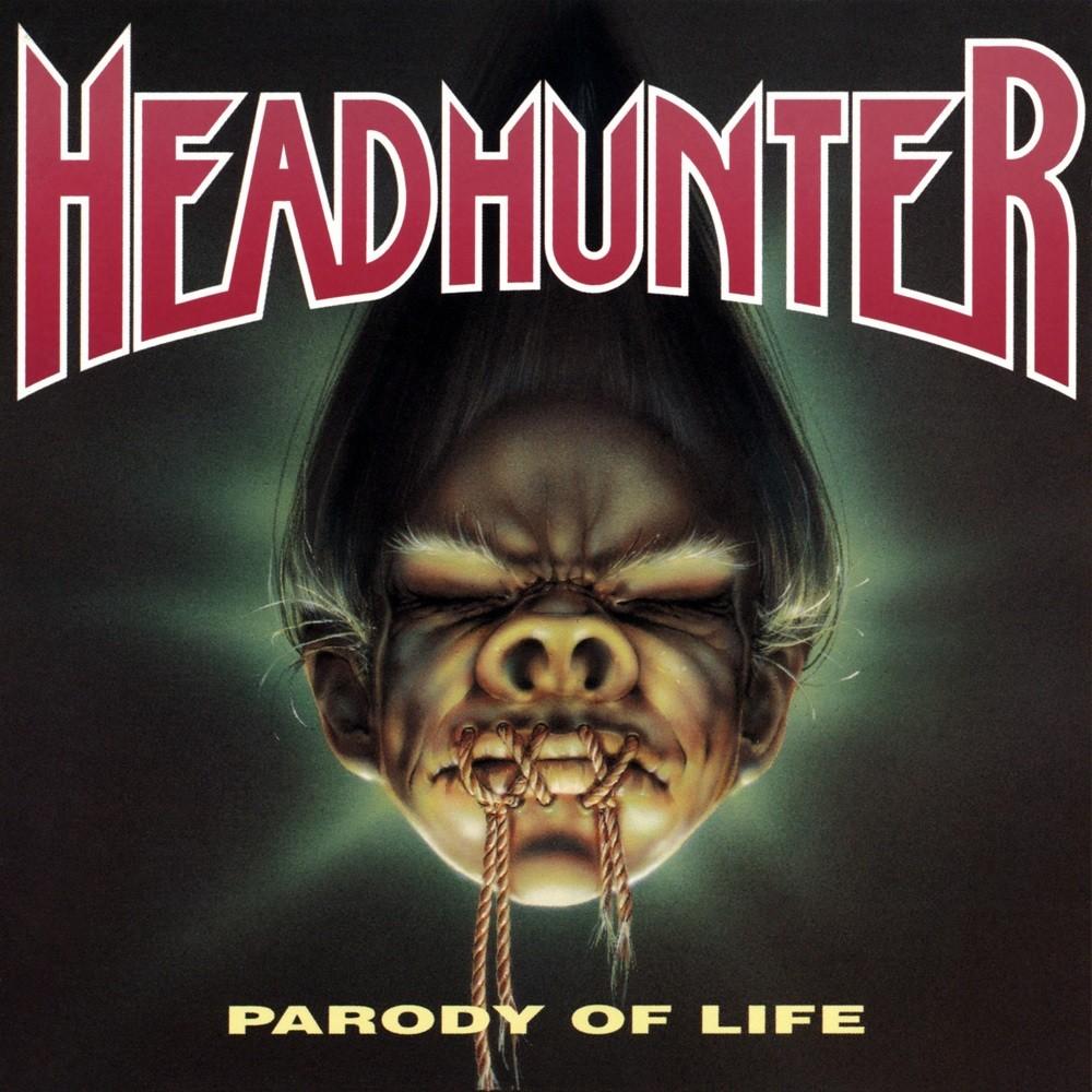 Headhunter - Parody of Life (1990) Cover