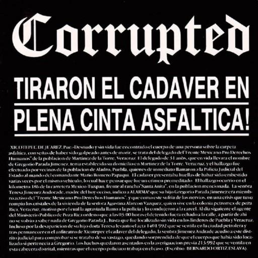 Corrupted - Nadie 1995