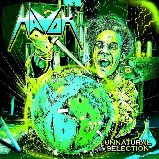 Havok - Unnatural Selection 2013
