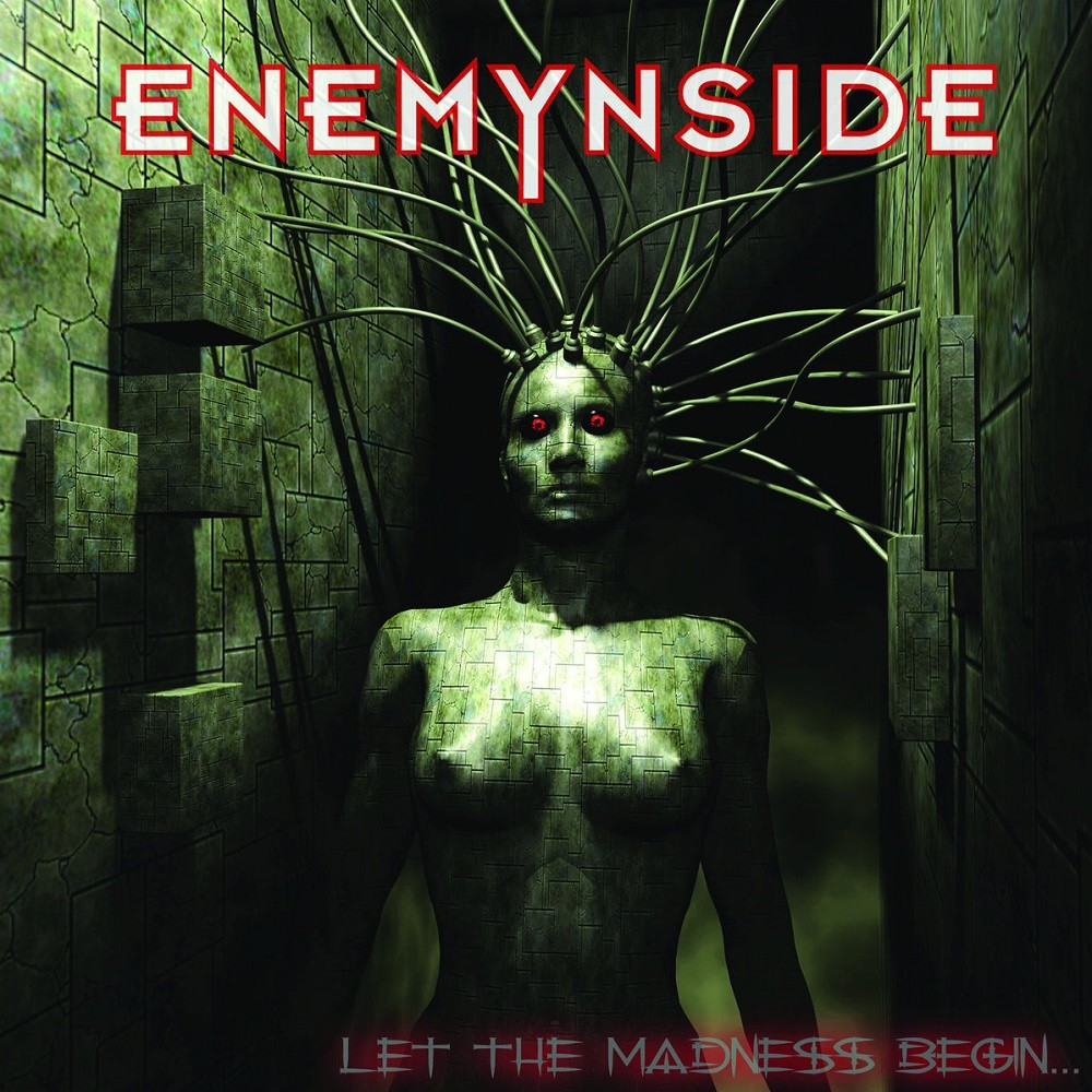 Enemynside - Let the Madness Begin... (2003) Cover