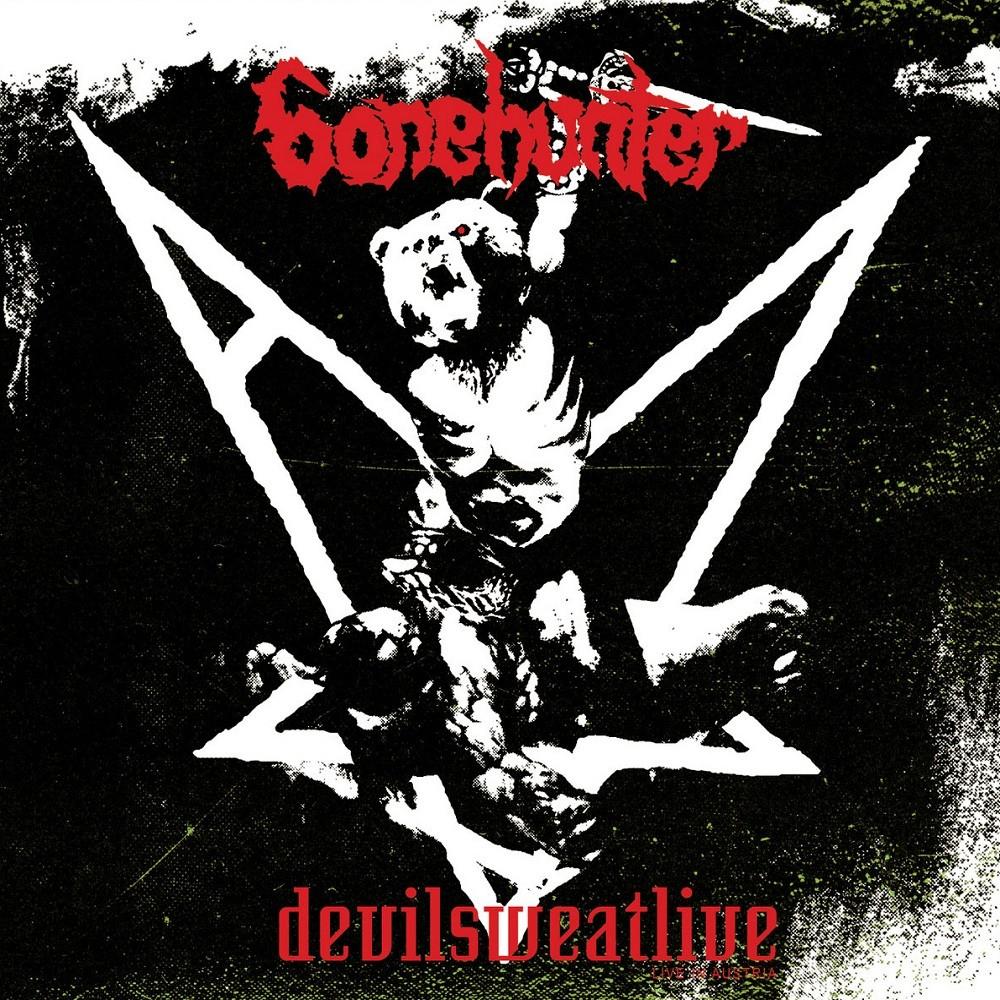 Bonehunter - Devilsweatlive (2019) Cover