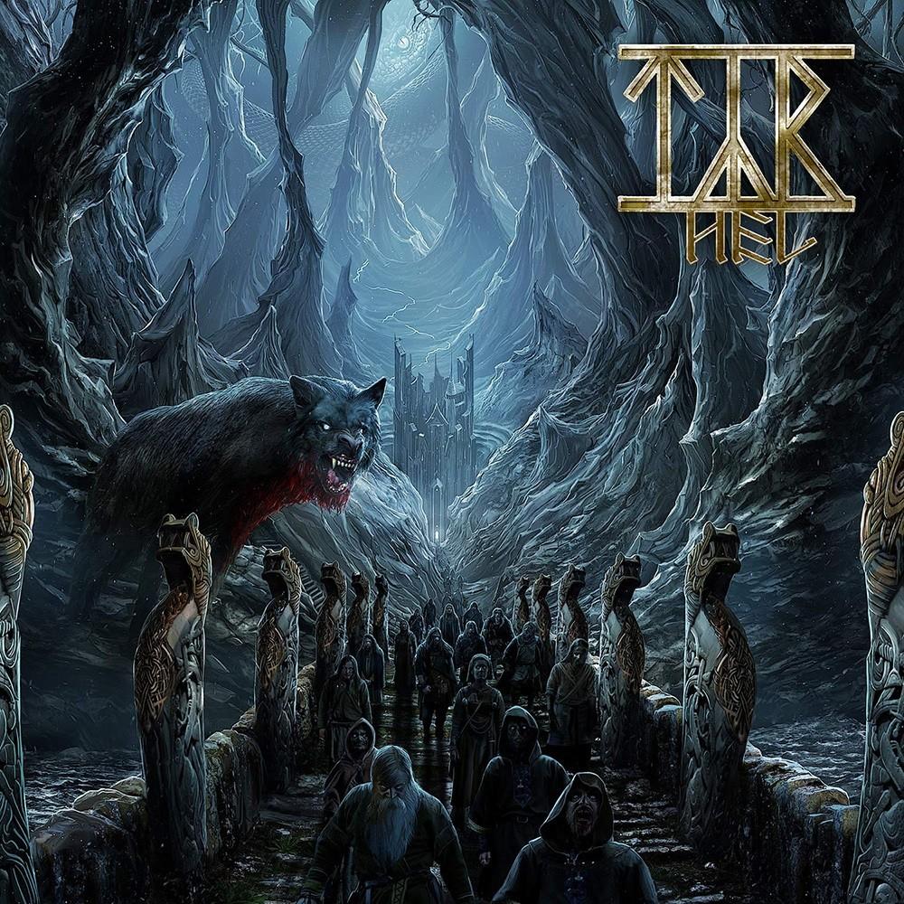 Týr - Hel (2019) Cover