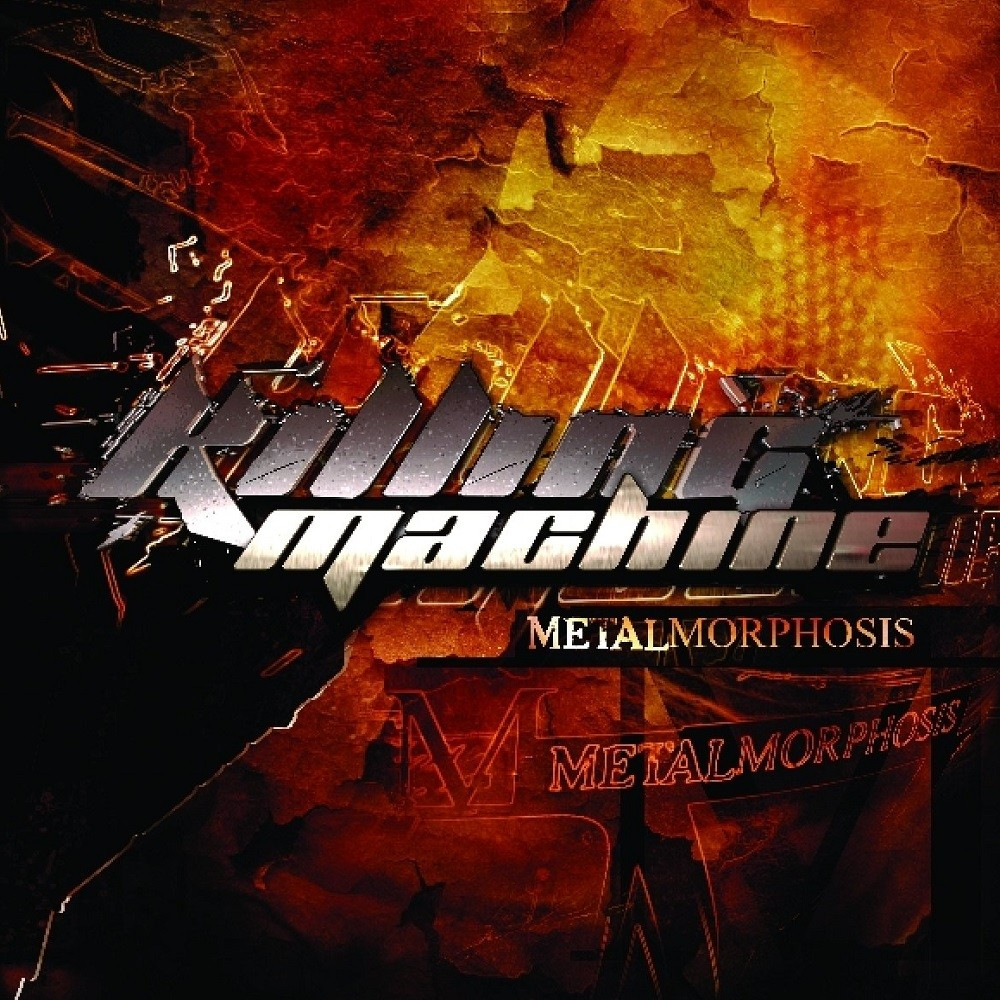 Killing Machine - Metalmorphosis (2005) Cover