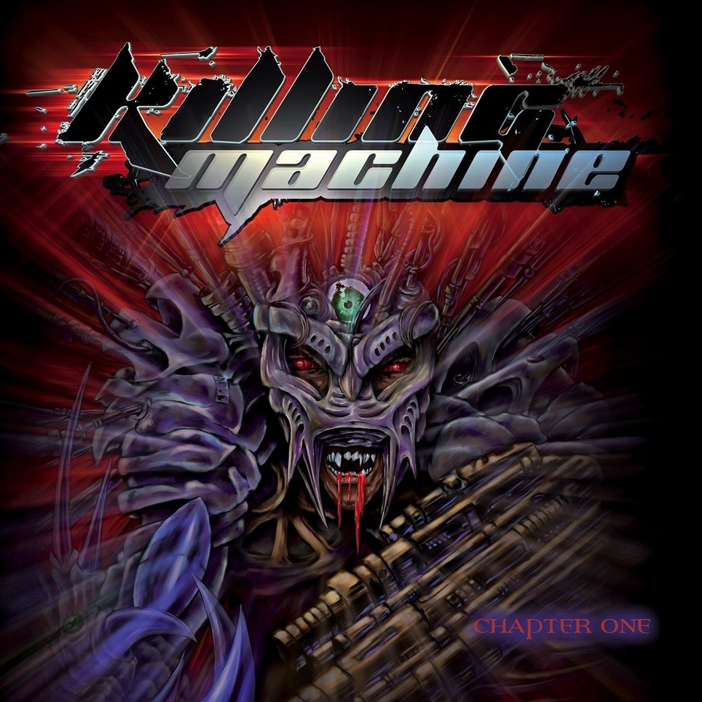 Killing Machine - Chapter One (2010) Cover