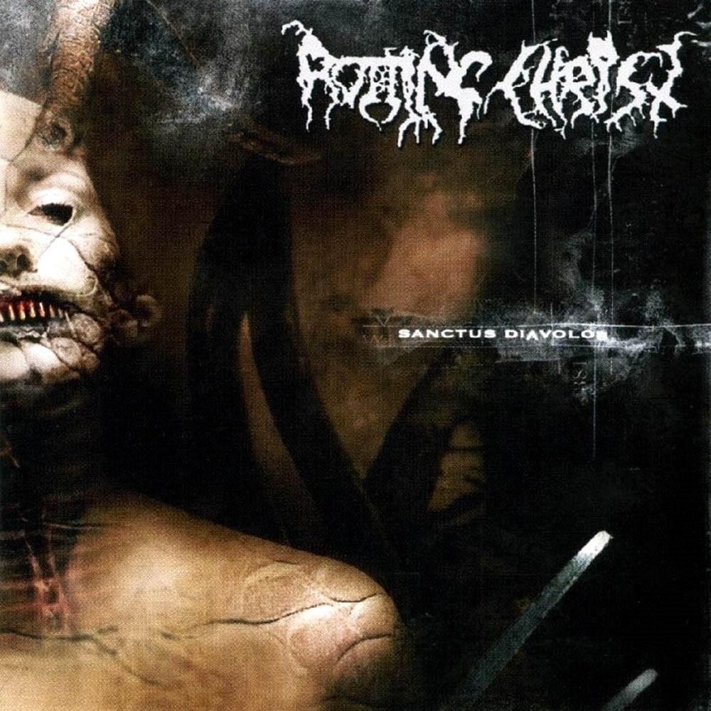 Rotting Christ - Sanctus Diavolos (2004) Cover