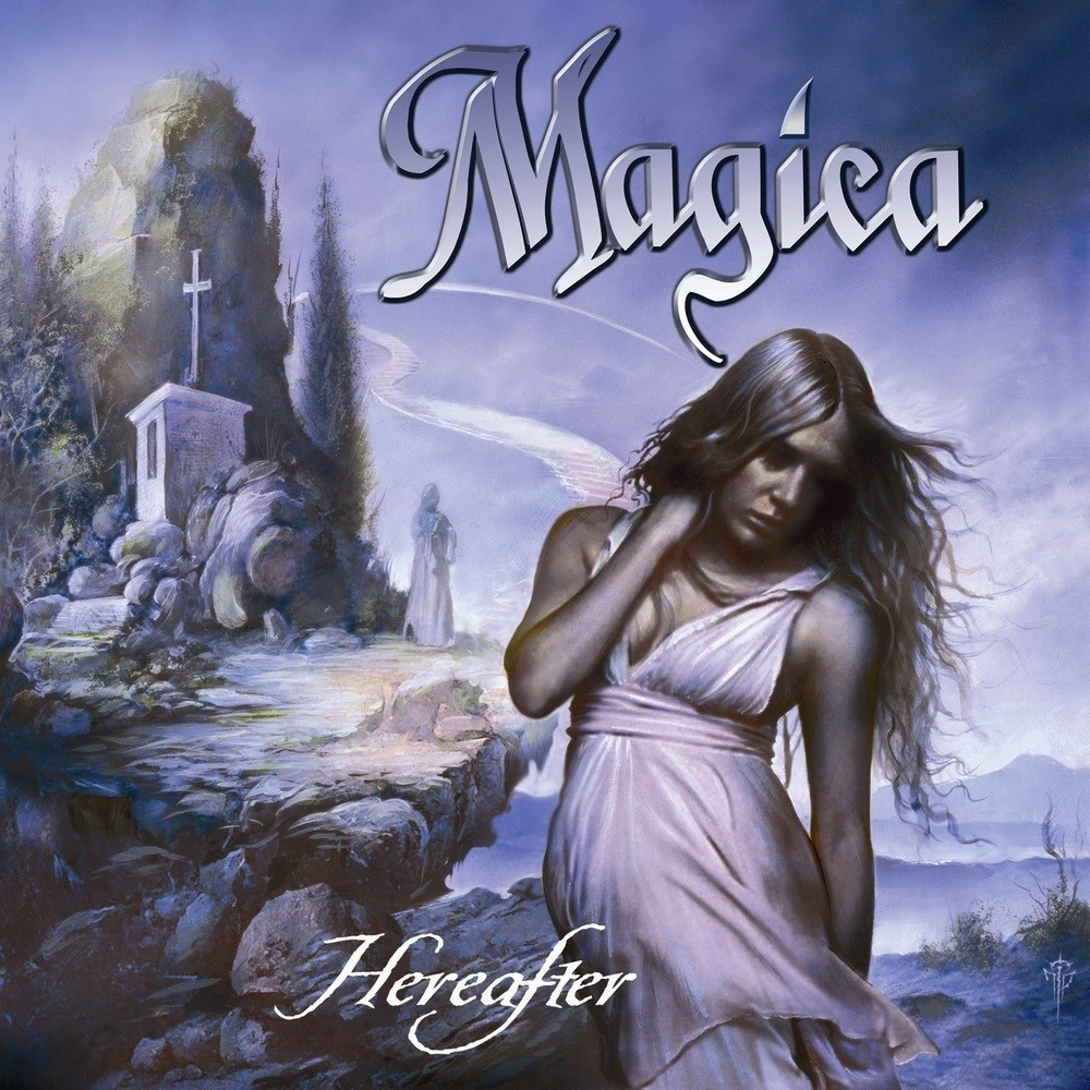 Magica - Hereafter (2007) Cover