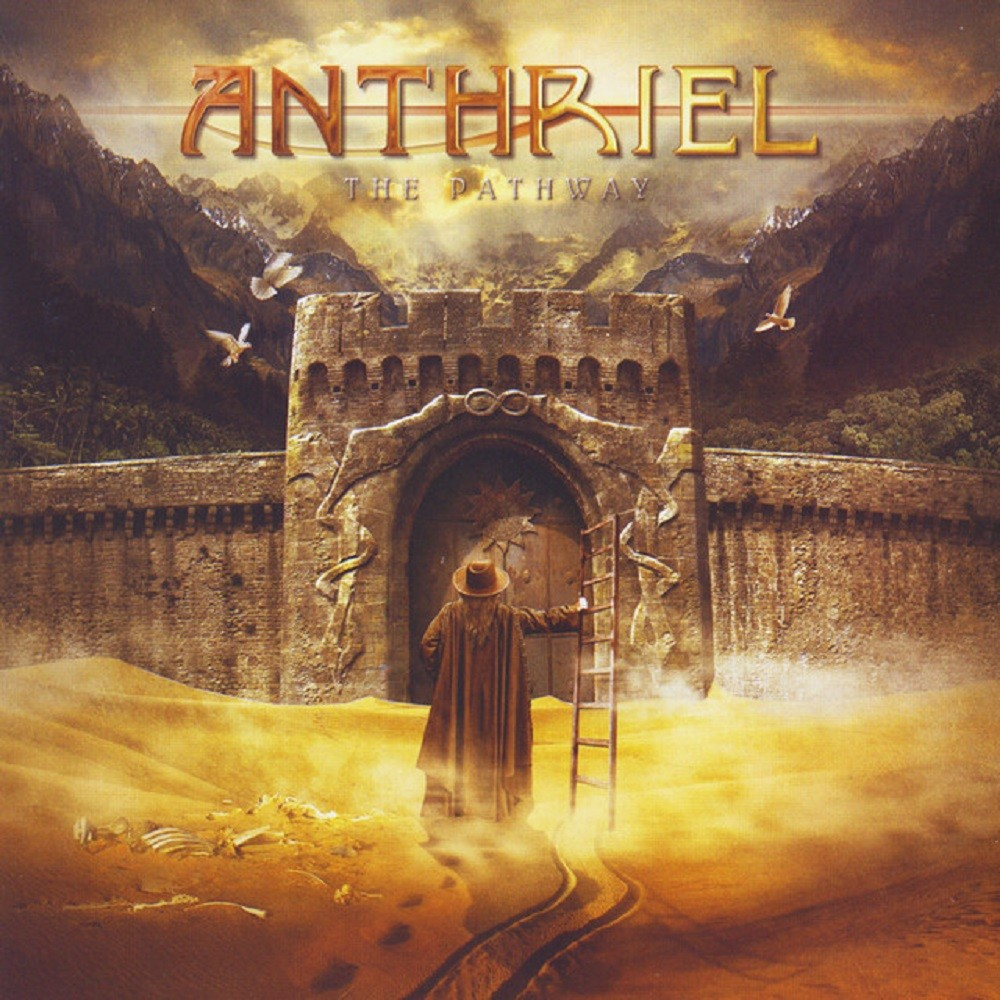 Anthriel - The Pathway (2010) Cover