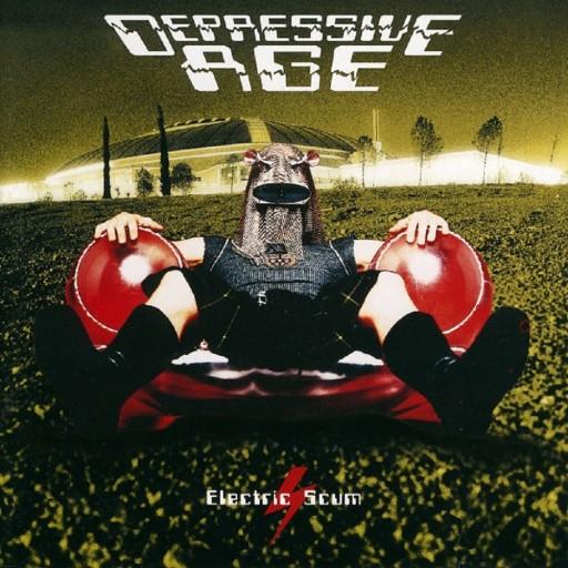 Depressive Age - Electric Scum 1996