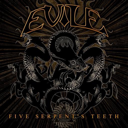 Evile - Five Serpent's Teeth 2011