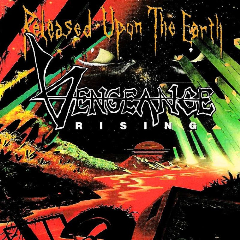 Vengeance Rising - Released Upon the Earth (1992) Cover