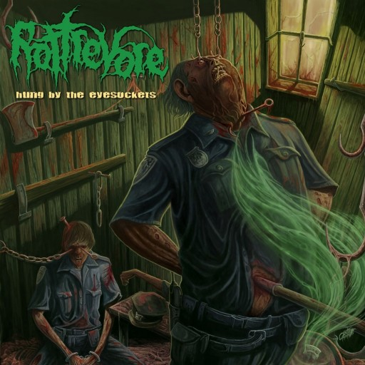 Rottrevore - Hung by the Eyesockets 2013