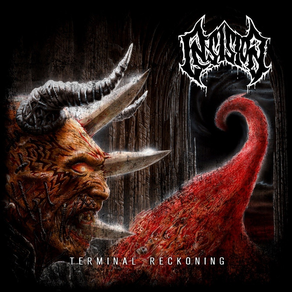 Insision - Terminal Reckoning (2016) Cover
