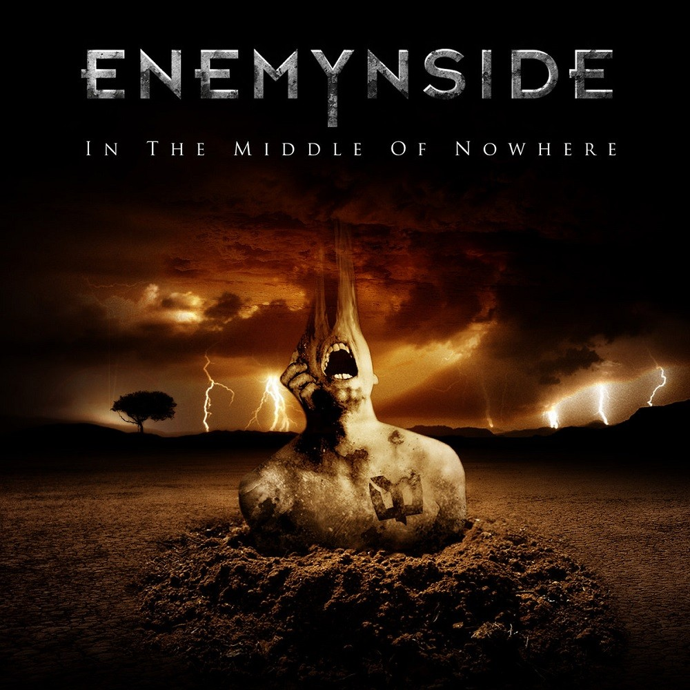 Enemynside - In the Middle of Nowhere (2008) Cover