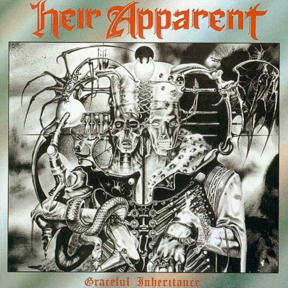 Heir Apparent - Graceful Inheritance (1986) Cover