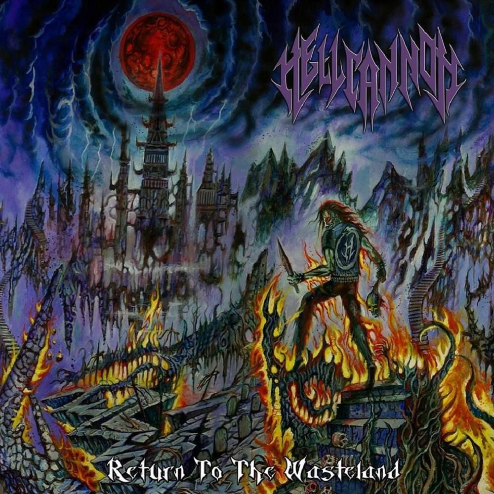 Hellcannon - Return to the Wasteland