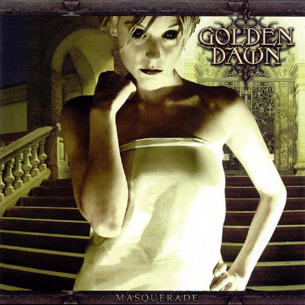Golden Dawn - Masquerade (2003) Cover
