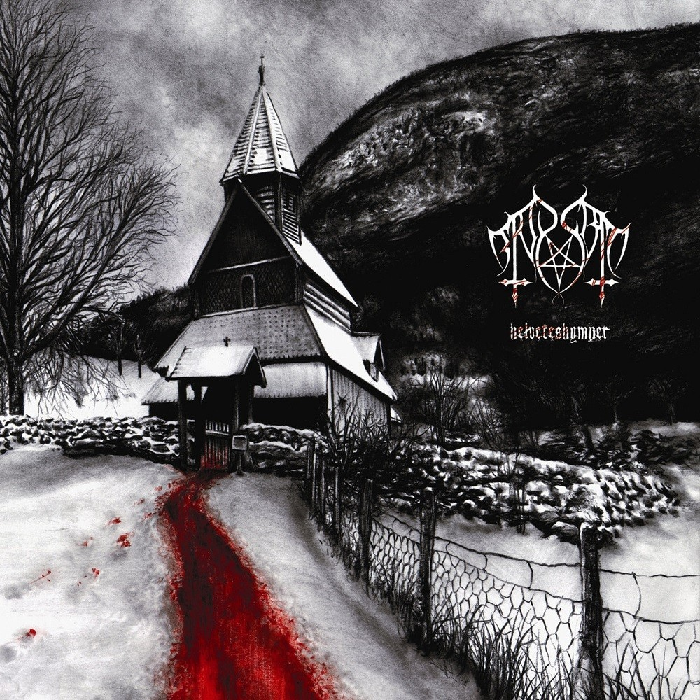 Blodsrit - Helveteshymner (2004) Cover