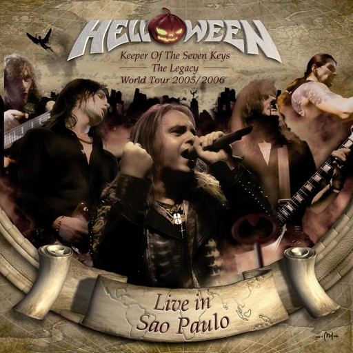 Keeper of the Seven Keys: The Legacy World Tour 2005/2006 - Live in Sao Paulo