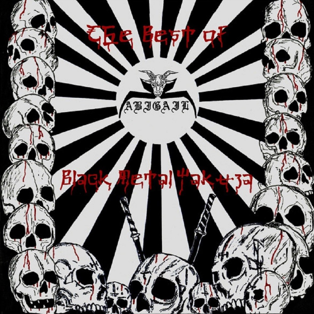 Abigail - The Best of Black Metal Yakuza (2015) Cover