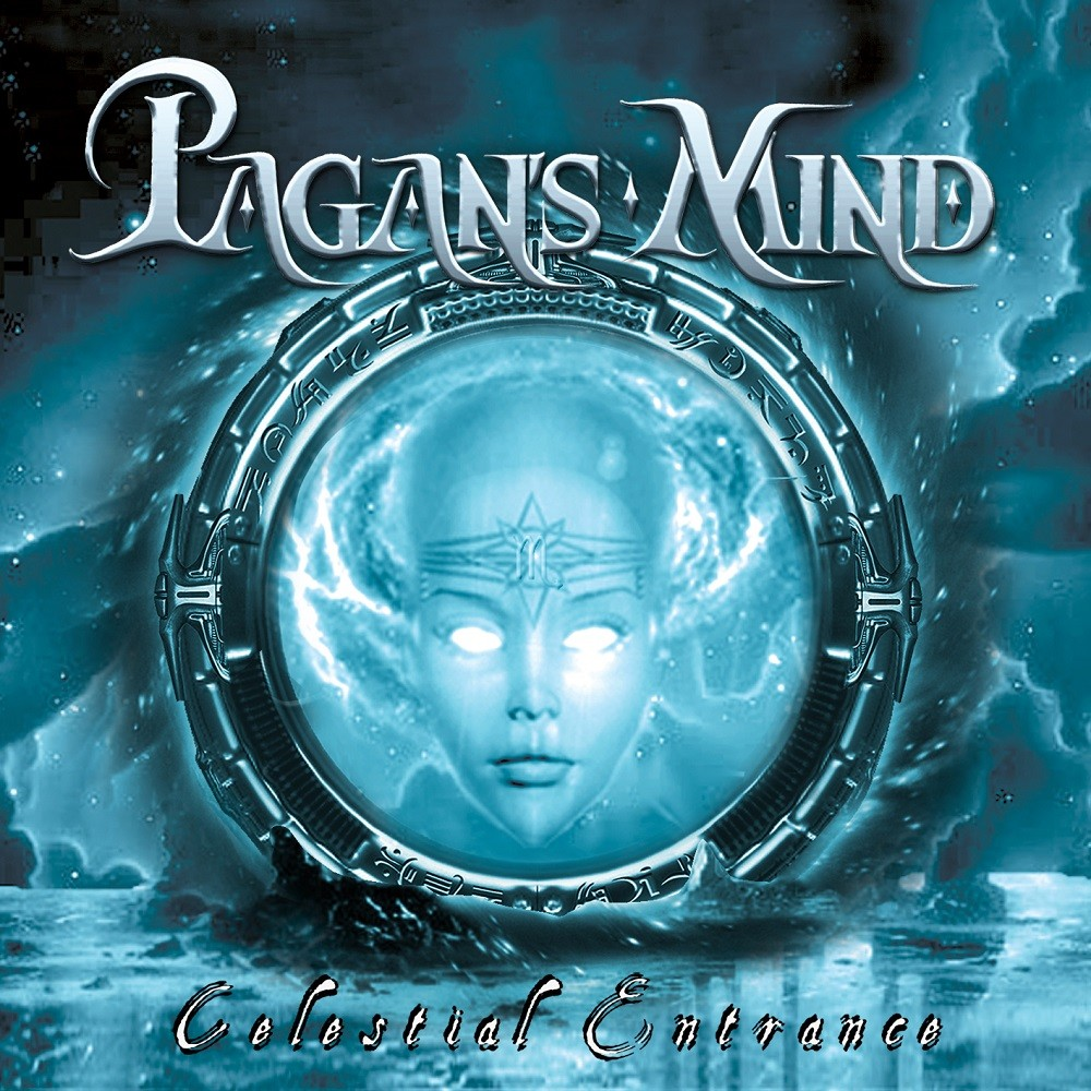 Pagan's Mind - Celestial Entrance (2002) Cover