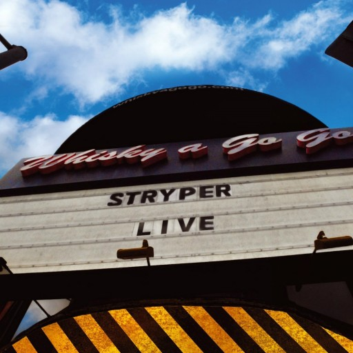 Stryper - Live at the Whisky 2014