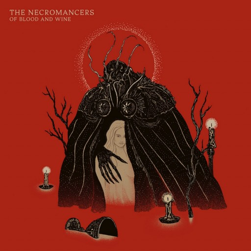Necromancers, The - Of Blood and Wine 2018