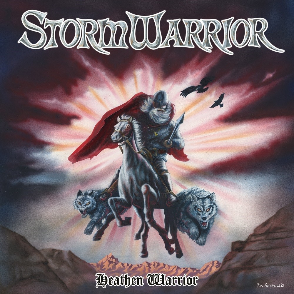 Stormwarrior - Heathen Warrior (2011) Cover