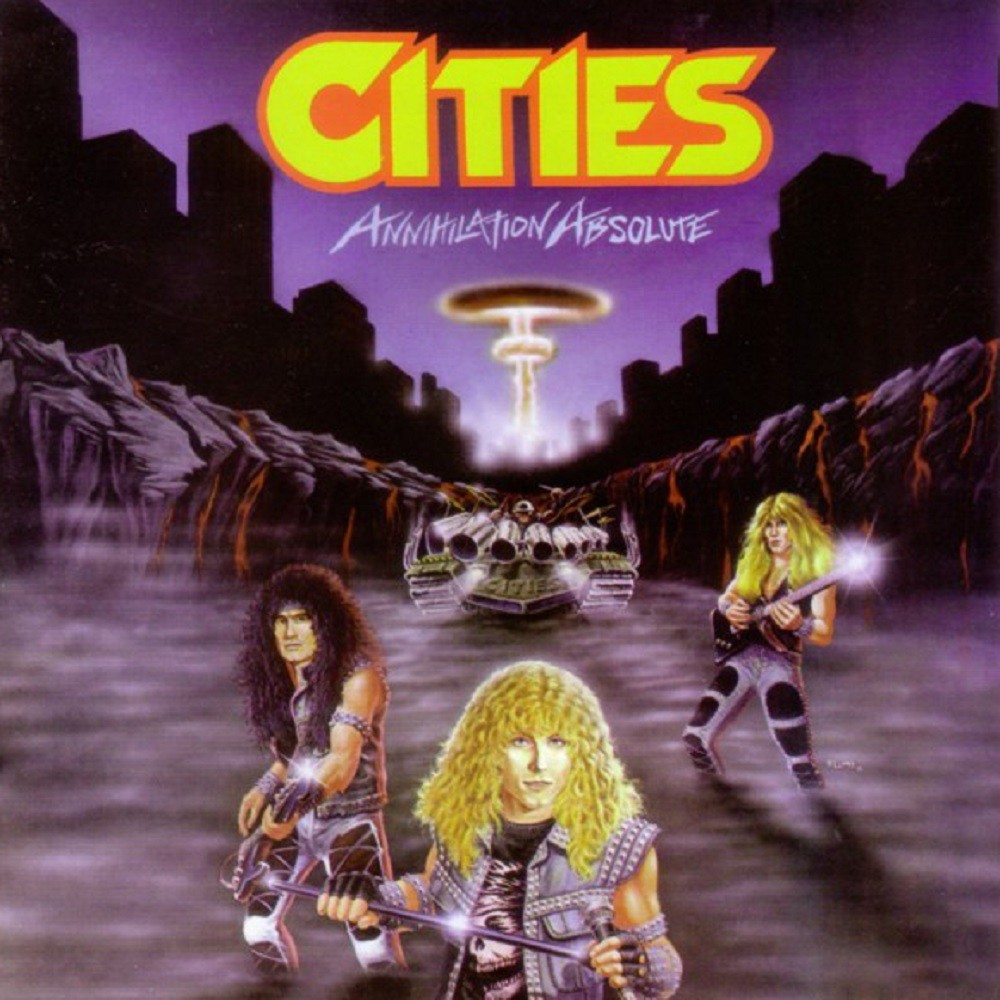 Cities - Annihilation Absolute (1985) Cover