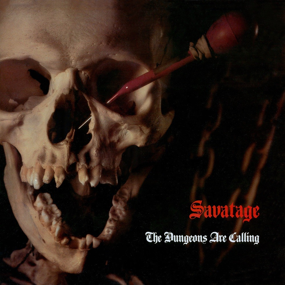 Savatage - The Dungeons Are Calling (1984) Cover