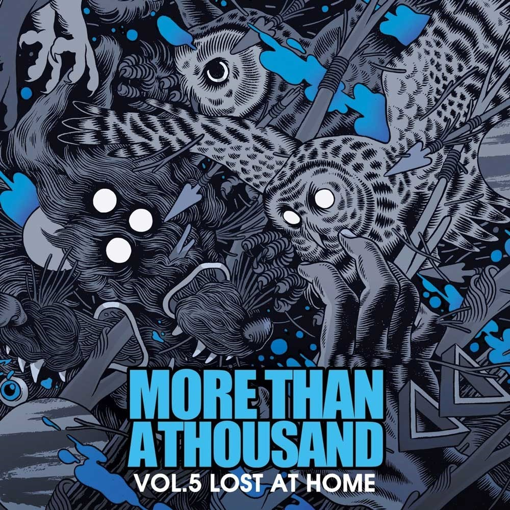 More Than a Thousand - Vol. 5: Lost at Home (2014) Cover