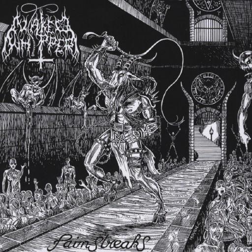 Naked Whipper - Painstreaks 1995