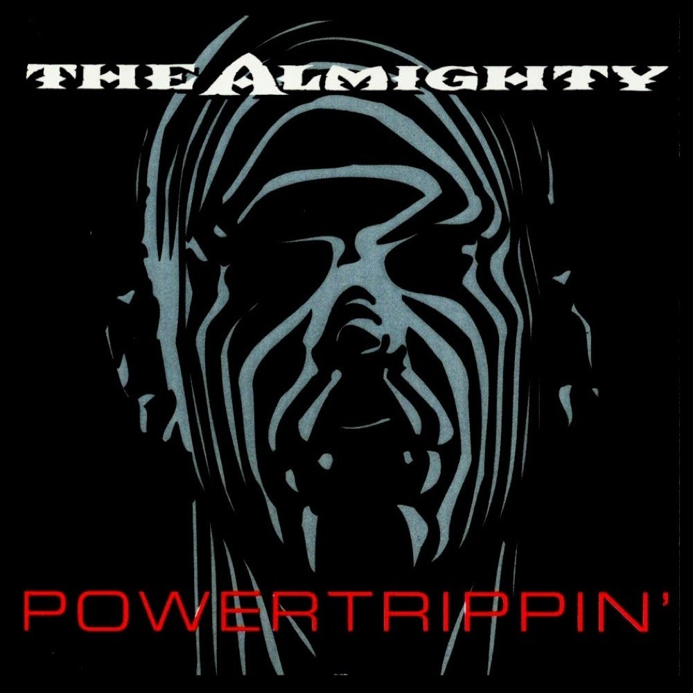 Almighty, The - Powertrippin' (1993) Cover