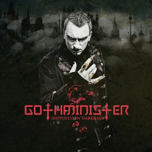 Gothminister - Happiness in Darkness 2008
