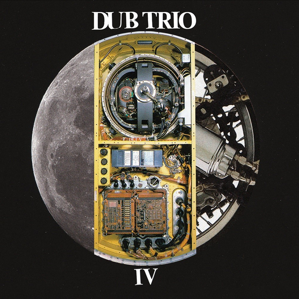 Dub Trio - IV (2011) Cover