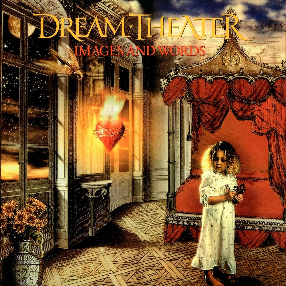 Dream Theater - Images and Words (1992) Cover