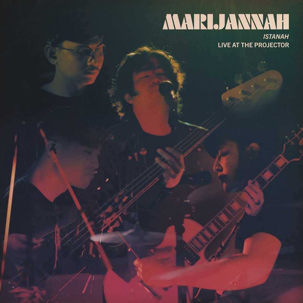 Marijannah - Istanah Live at the Projector (2020) Cover