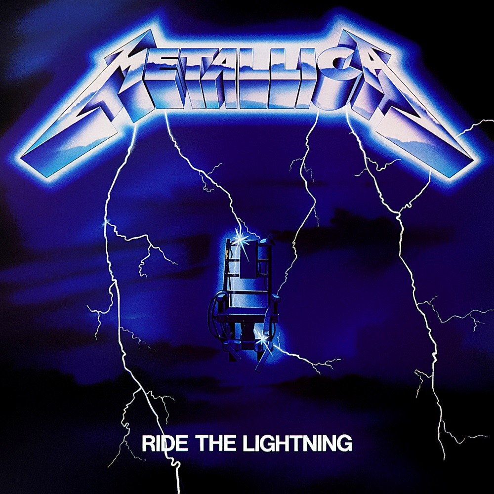 Metallica - Ride the Lightning (1984) Cover