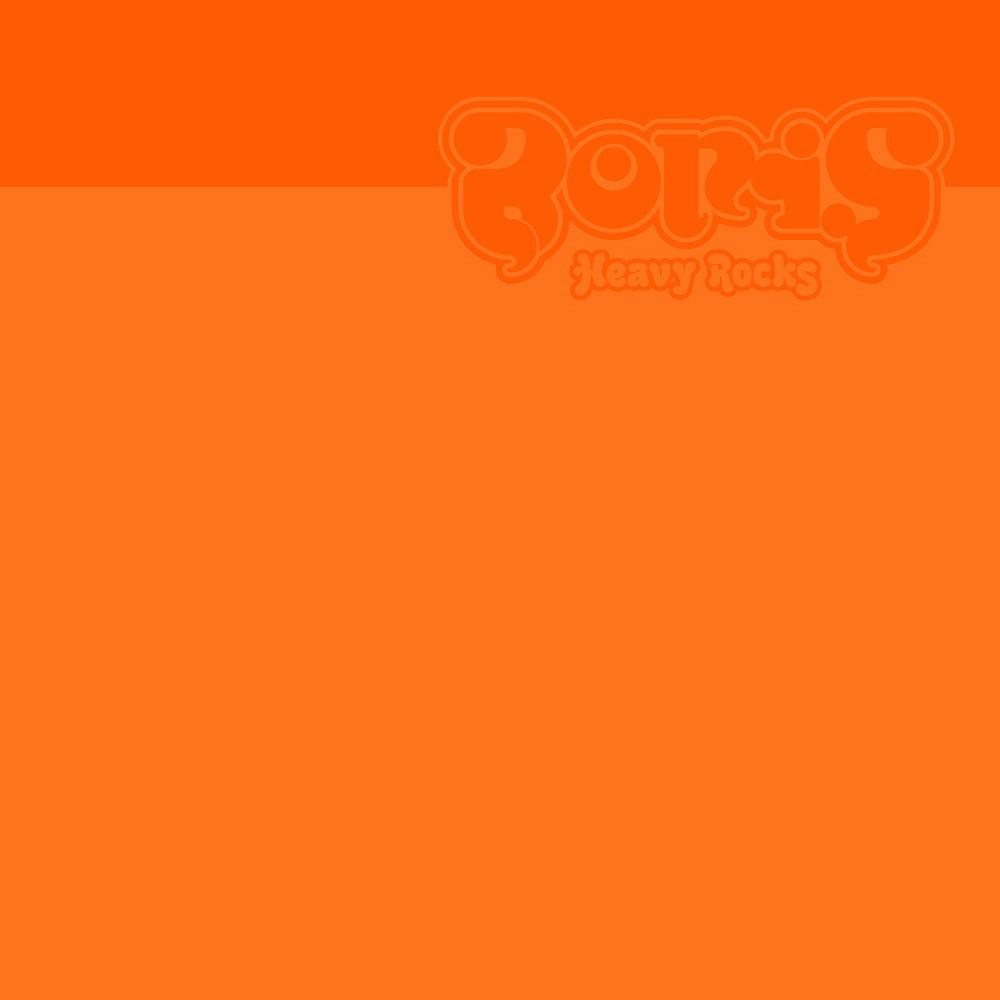 Boris - Heavy Rocks (2002) Cover