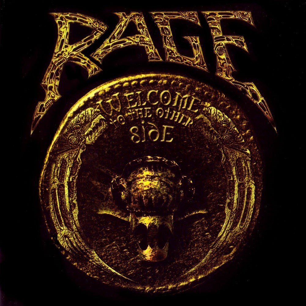 Rage - Welcome to the Other Side (2001) Cover
