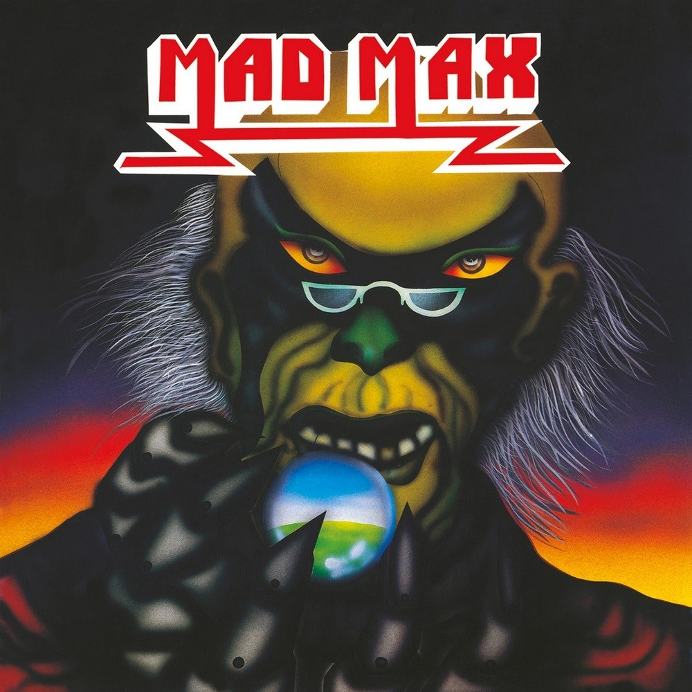 Mad Max - Mad Max (1982) Cover