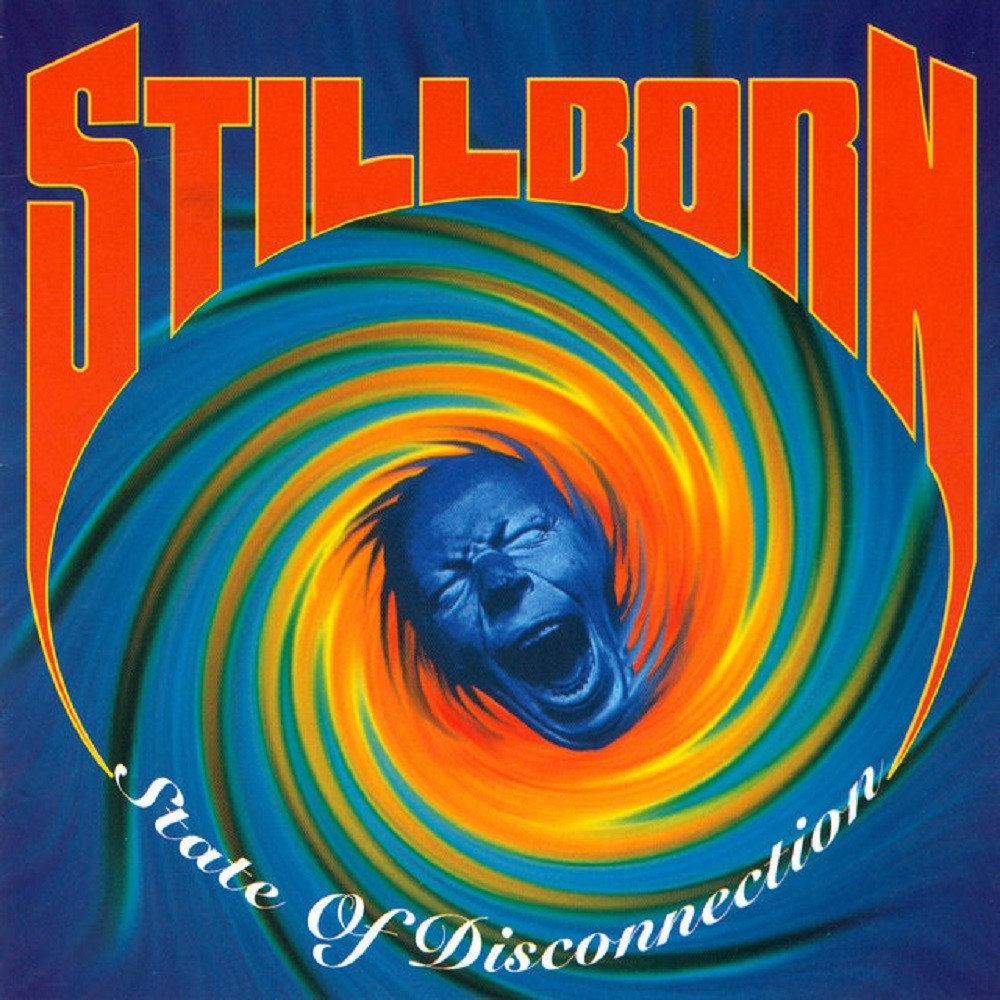 Stillborn - State of Disconnection (1992) Cover